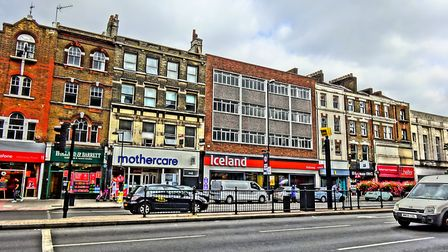 A file image of Holloway Road, near the Nag's Head Shopping Centre. Picture: David Holt
