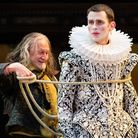 Taming of The Shrew RSC at The Barbican picture credit: Ikin Yum