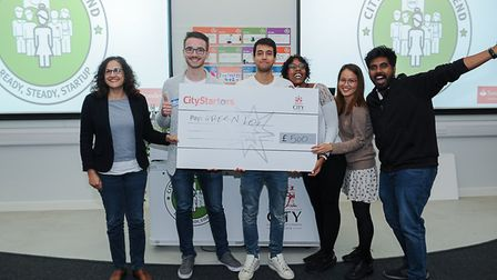 City, University of London, students work with Islington Council and Cllr Asima Shaikh to help make