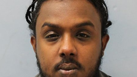 Neasden hit and run driver Fahad Mohammed. Picture: Met Police