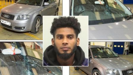 Camisan Emanuvel has been jailed for murder after deliberately driving into a Brent Council worker i