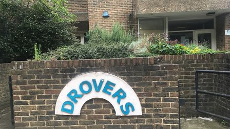 The Drovers Day Centre. Picture: Lucas Cumiskey