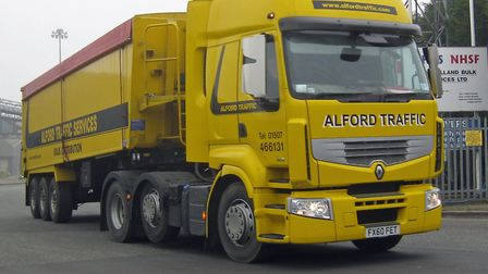 Stock image of HGV. Picture: David Wright CC BY 2.0