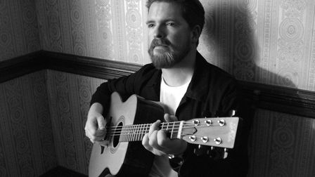 John Smith plays a live show at Islington Assembly Hall this weekend. Picture: Rose Cousins.