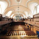 UCS Hampstead's main hall. Picture: UCS Hampstead/Matthew Stansfield