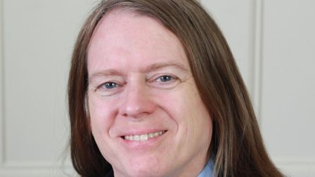 David Stansell, Green Party candidate for Hampstead and Kilburn. Picture: Green Party