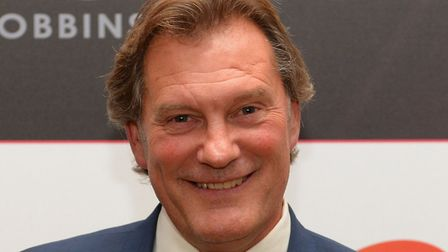 Glenn Hoddle will share stories from his career at Alexandra Palace in January. Picture: Christopher