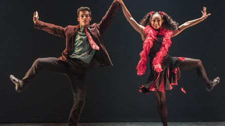 Acosta Danza: Evolution at Sadler's Wells. Picture: Johan Persson.