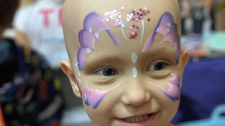 Beatriz Farmer-Maia whose family are fund raising for her cancer treatment.