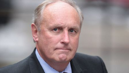 Former Daily Mail editor Paul Dacre did not receive a gong in the New Year's Honours list. Photo: Ge
