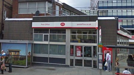 The former Upper Holloway Crown Post Office in Junction Road is set to become a winter homeless shel