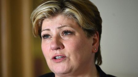Stock image of shadow foreign secretary Emily Thornberry. Picture: PA Images / Kirsty O'Connor