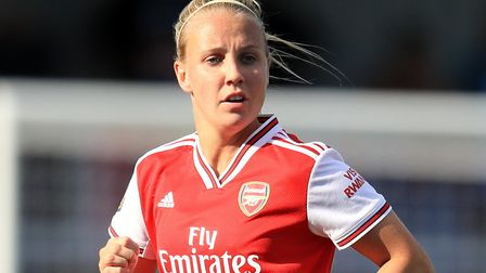 Arsenal's Beth Mead. Picture: Adam Davy/PA