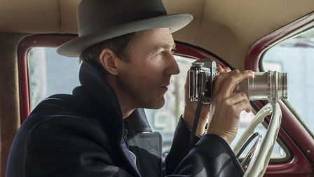 Edward Norton as Lionel Essrog in Motherless Brooklyn. Picture: Warner Brothers.