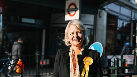 Liberal Democrat candidate Deborah Unger is standing for Brent Central. Picture: Chelsea Cooper