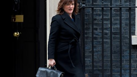 Nicky Morgan. Photograph: Ben Pruchnie/Getty Images.