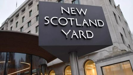 Stock image of New Scotland Yard. Picture: Met Police