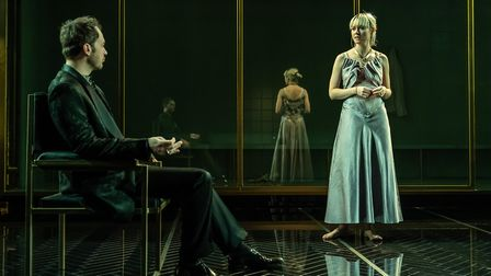 The Duchess of Malfi at Almeida Theatre. Picture: Marc Brenner.