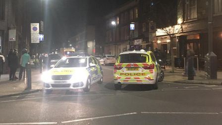 A man has been stabbed to death in Finsbury Park. Picture: Supplied
