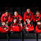 Wembley FC have the ride of their life at Wembley Cineworld. Picture: Jamie Gray