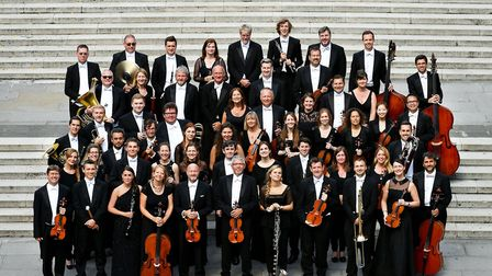 The Royal Philharmonic Orchestra is moving its headquarters to Wembley Park. Picture: Chris Christod