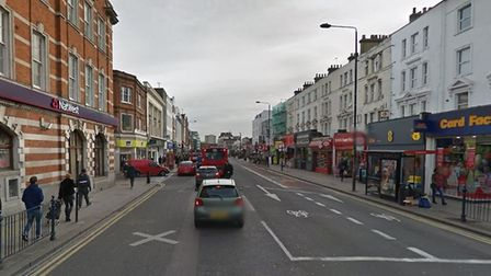 Kilburn High Road. Picture: Google