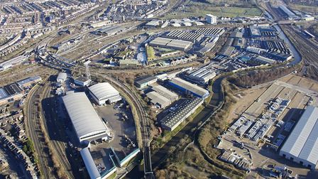 Cargiant land is safe after OPDC u-turn on compulsory purchase and �250m govt funding. Picture: Andr