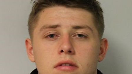 Buster Goldsmith, 19, pleaded guilty to aggravated burglary and attempted burglary. Picture: Met Pol