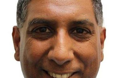 Former chief superintendant Dal Babu. Picture: Camden and Islington NHS Trust