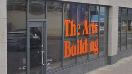 The Arts Building in Morris Place. Picture: Google Maps