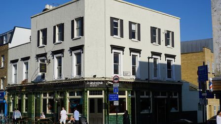 The New Rose in Essex Road, which will be renamed The Alpaca. Picture: Matt Grayson