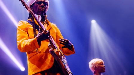 Nile Rogers and Chic play Kenwood house