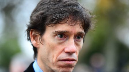 Stock image of Rory Stewart. Picture: PA Wire/PA Images