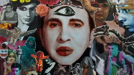 A piece by Marc Almond for Show Don't Tell which runs at Bloomsbury's Horse Hospital