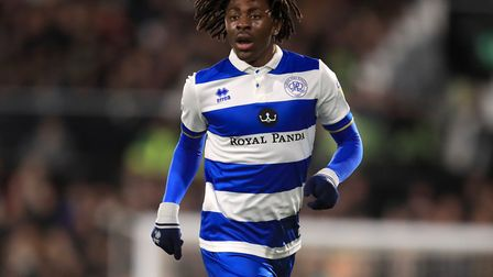 Queens Park Rangers' Ebere Eze scored twice against Preston the last time the sides met. Picture: Ad