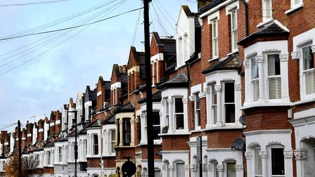 Ronalds Road. A typical Islington Street, where there are a number of Partners for Improvement in Is