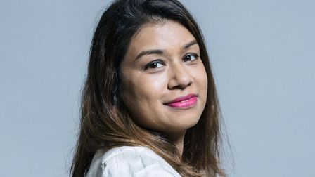 Hampstead and Kilburn MP Tulip Siddiq is fighting against the points immigration system.