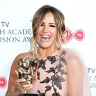 File photo dated 13/5/2018 of Caroline Flack with the reality and constructed factual award on behal