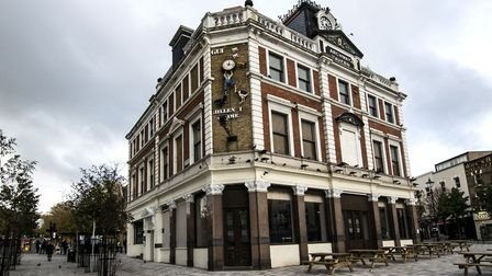 The Archway Tavern is now open again after more than five years. Picture: Polly Hancock