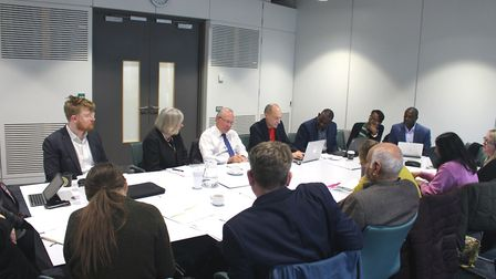 Lord Best will chair a poverty commission in Brent. Picture: Brent Council