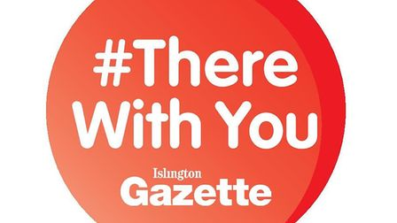 There WIth You logo. Islington Gazette. Picture: Archant