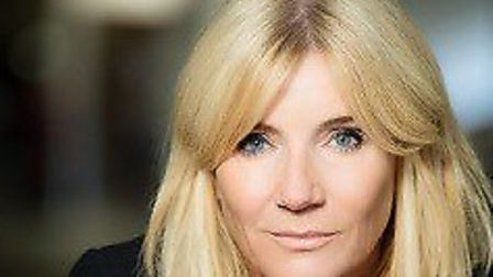 Michelle Collins is new ambassador of Dementia Friendly Brent. Picture: Ashford Place