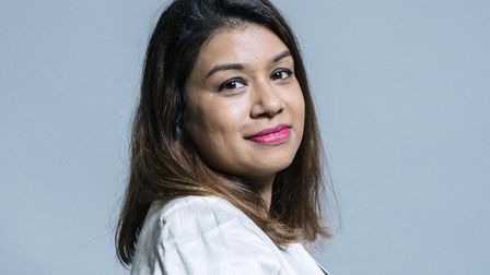 Hampstead and Kilburn MP Tulip Siddiq. Picture: Chris McAndrew/Creative Commons