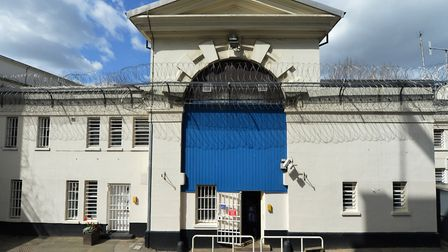 Pentonville Prison in Caledonian Road. Picture: Anthony Devlin/PA Wire