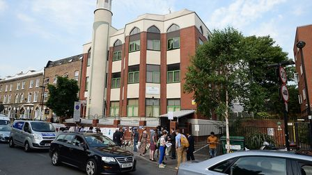 A file image of Finsbury Park Mosque. Picture: John Stillwell/PA Wire