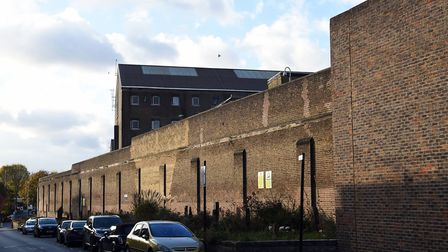 The former Pentonville Prison. Picture: PA IMAGES