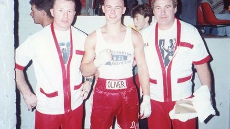 Islington Boxing Club have had plenty of champions down the years