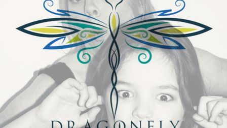 Emily Hanna-Grazebrook and her son Leo who are running a storytelling podcast Dragonfly Tales
