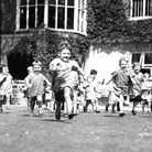 North London Islington Nursery evacuees at Ashenden Essex 1939-40. Picture: Islington Local History