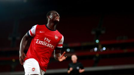 Daniel Boateng in action for Arsenal. Picture: Kieran Clarke/Creative Commons